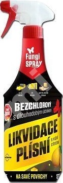 Fungispray Super 0,5l citrus bez chloru